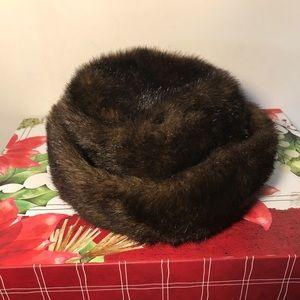 BEN BERGER Luxury Collection Faux Fur Hat